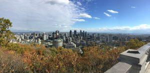 Montreal Cityscape 2